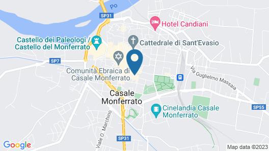 IdeaMonferrato Map