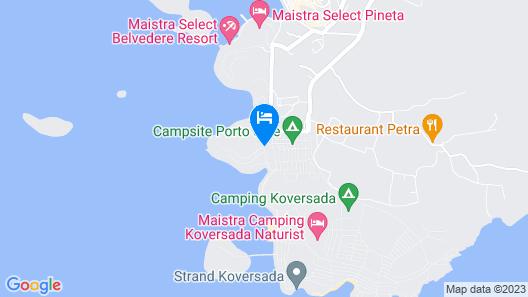 Maistra Resort Petalon Map