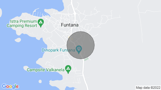 Holiday Apartment With Internet Access Map