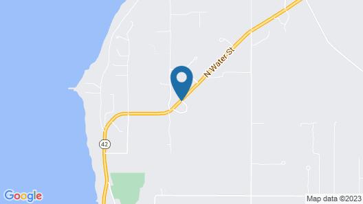 Waterbury Inn Map