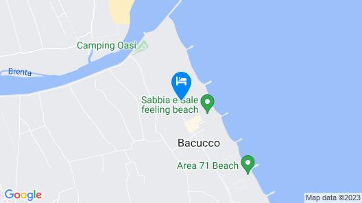Appartamenti Arcobaleno Map