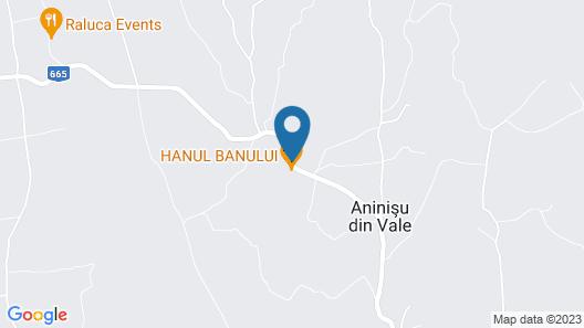 Hanul Banului Map