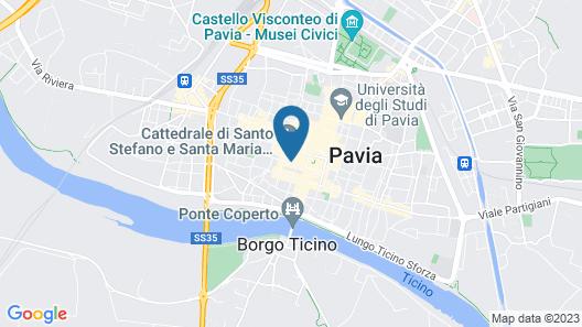 Le Stanze del Cardinale Map