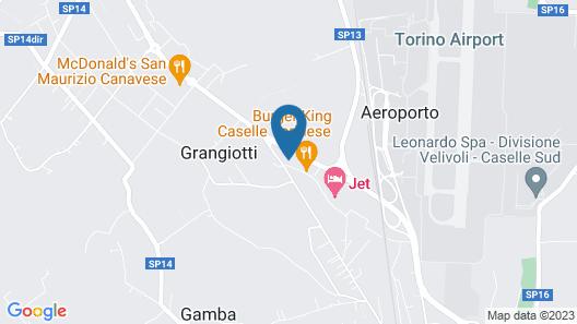 La Montrucca camere Map