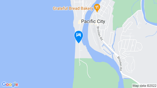 Sea Lion Crossing - 3 Br Home Map