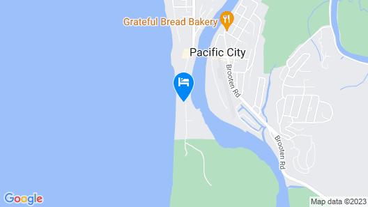 Wild Kiwi 3 Bedroom Home Map