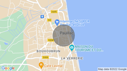 Vacation home Pauillac 'Inn in Pauillac - 6 persons, 3 bedrooms Map