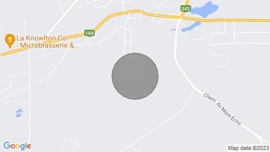 Le 5 Owl - Lac Brome CITQ # 298731 Map
