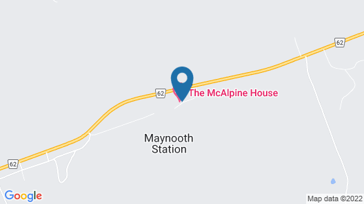 The McAlpine House Map