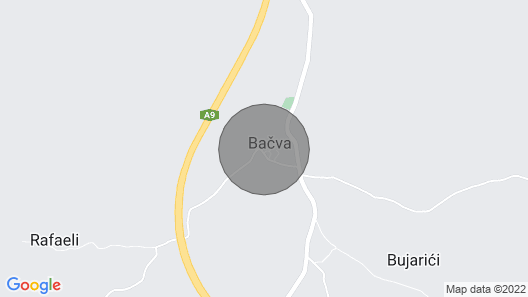 2 Bedroom Accommodation in Bacva Map
