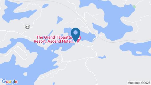 Grand Tappattoo Resort Map