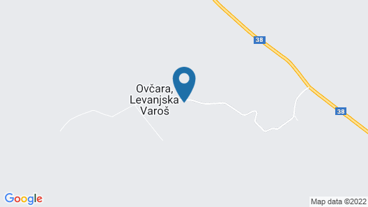 Stunning Home in Ovcara w/ Wifi and 2 Bedrooms Map