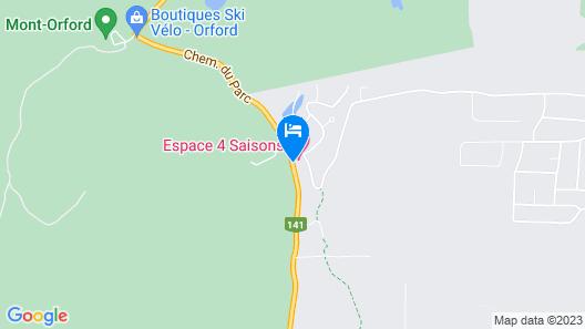 Espace 4 Saisons Map