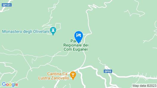 Casa Marina Map