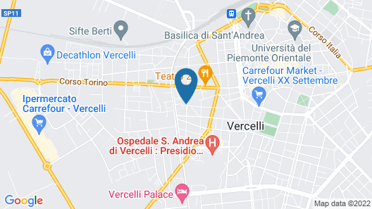 Chicco Apartment Family Map