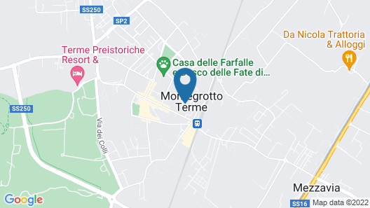 Hotel Sollievo Terme Map