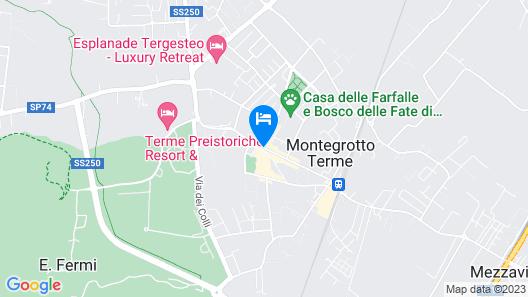 Grand Hotel Terme & Spa Map