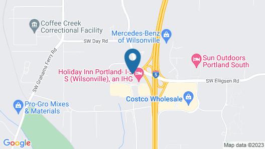 Holiday Inn Portland South, an IHG Hotel Map