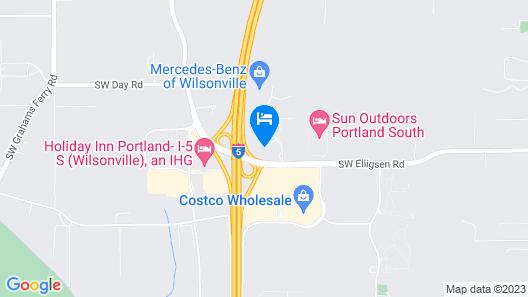 Best Western Plus Parkway Inn Map