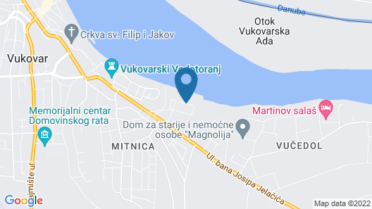 Biser Dunava Map