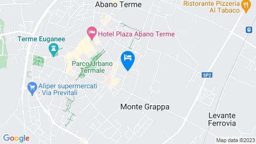 Metropole Terme Map