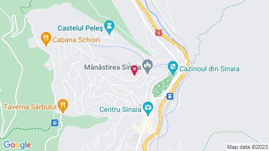 Casa Ana Map