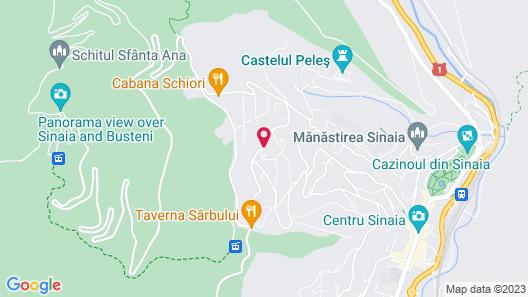 Ioana Hotels Map
