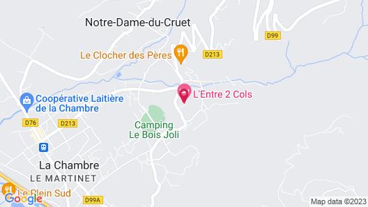 Entre 2 Cols Map