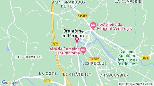 Le Moulin de l'Abbaye Map