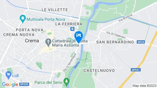 Hotel Ponte di Rialto Map
