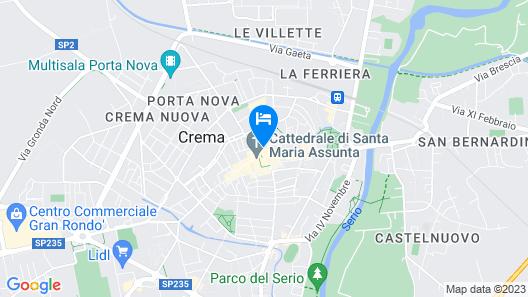 B&B Il Torrazzo Map
