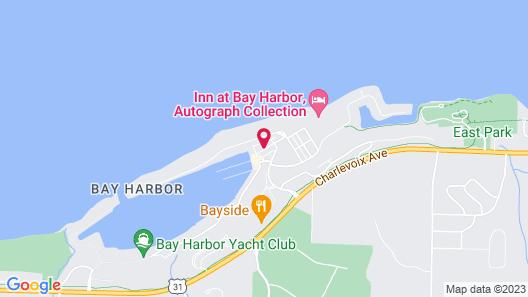 Village Suites Bay Harbor Map