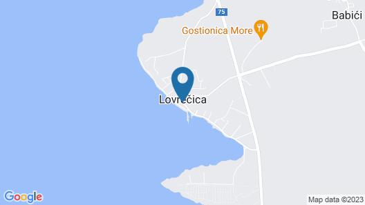 Villa Badi Map