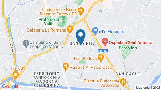 Cityhouse Map