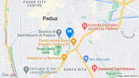 Hotel Giotto Map