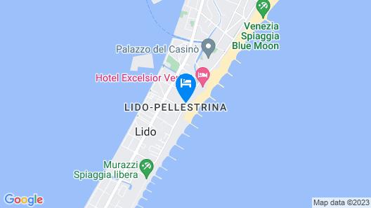 Rivamare Map