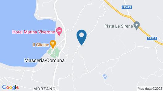 Agriturismo Tra Serra e Lago Map