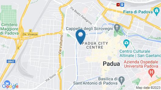 BSuites Apartment Map
