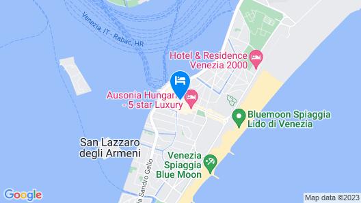 Le Boulevard Map