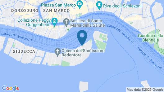 Bauer Palladio Hotel & Spa Map