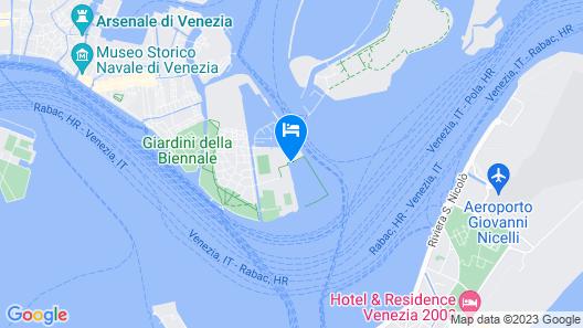 Yacht Diva Map