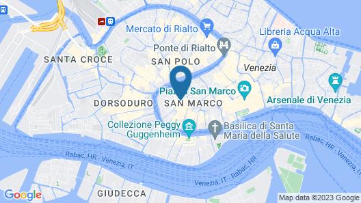 Locanda Fiorita Map