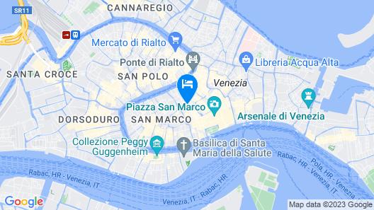 Ca' Dei Fuseri Map