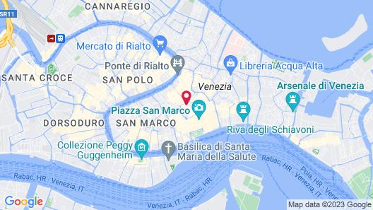 Residenza La Loggia Map