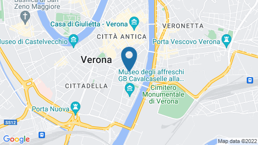 Truly Verona Map