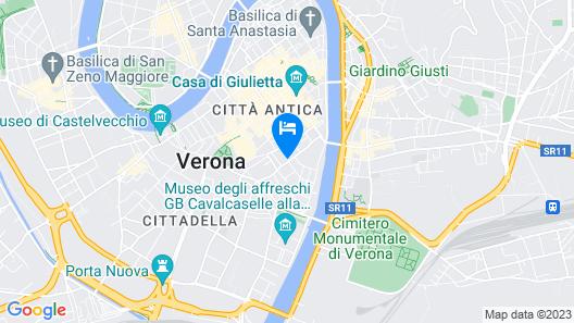 Massimago Wine Suites Map