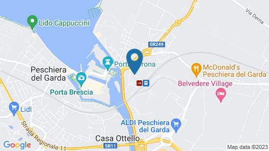 Hotel Garden Map