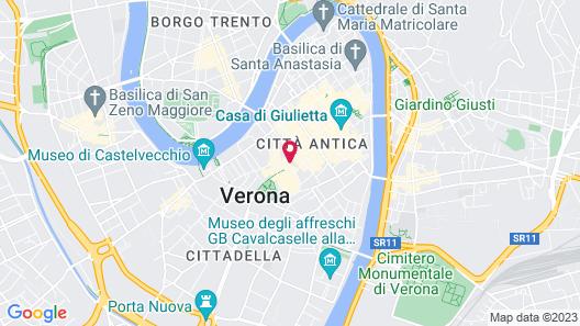 Hotel Milano & Spa Map