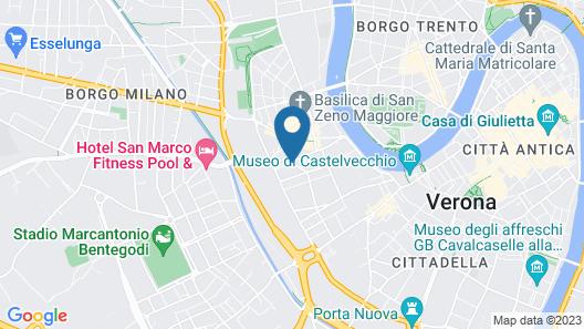 LeNotti Verona Map