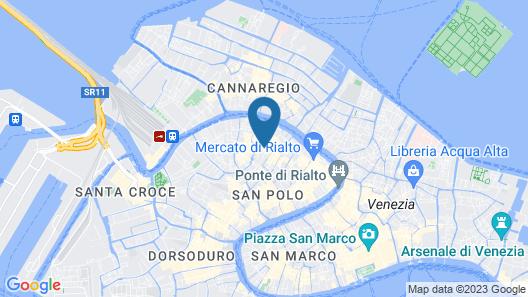 Il Pozzo Magico Map